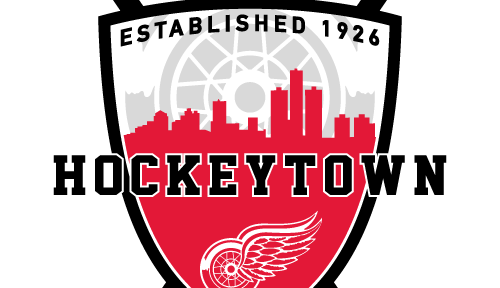 "On the ""Hockeytown"" Logo and a Concept"