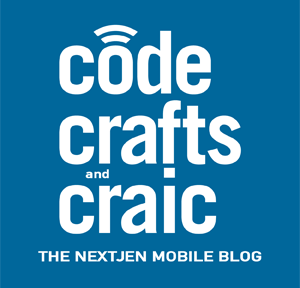 Code, Crafts, and Craic: The NextJen Mobile Blog
