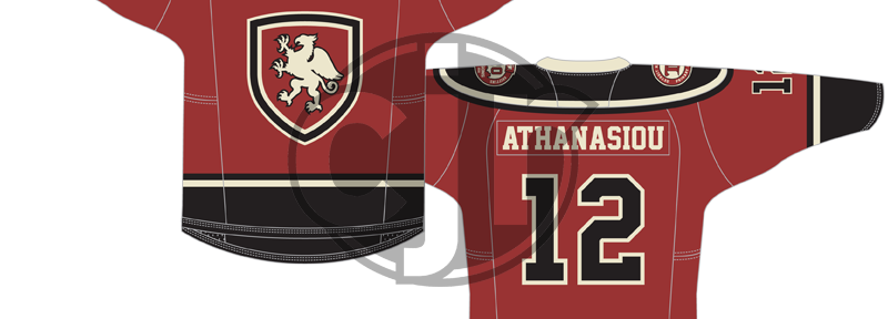 Grand Rapids Griffins Alternate Jersey Concept 2015