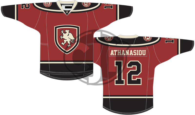 My 2015 Grand Rapids Griffins jersey concept.
