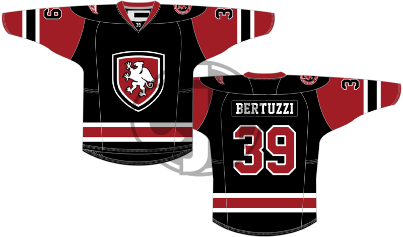 My submission for the Griffins' 2016 jersey design contest.